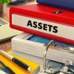 Fixed assets and current assets