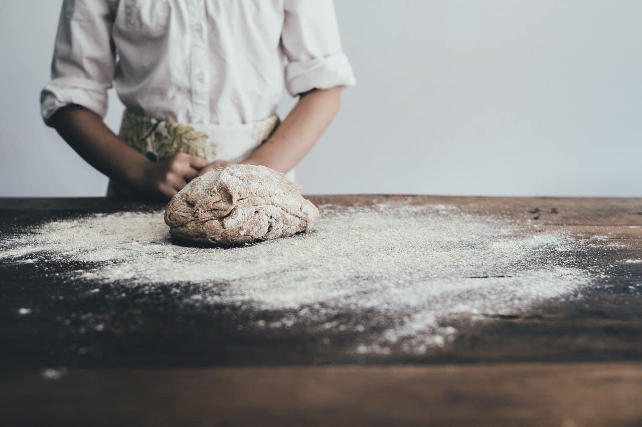 לחם מחמצת ראשית